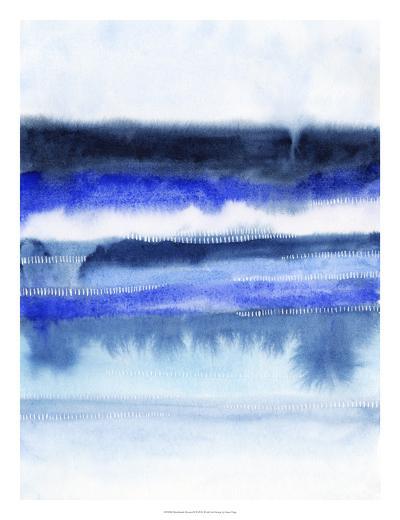 Shorebreak Abstract II-Grace Popp-Giclee Print