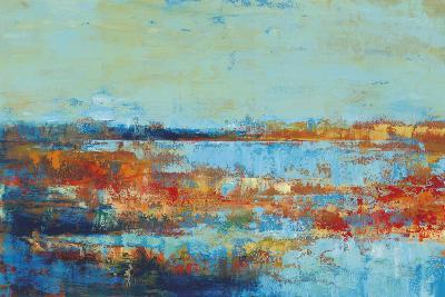Shoreline Glimmer I-Georges Generali-Art Print