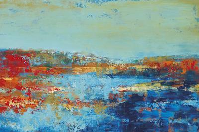 Shoreline Glimmer II-Georges Generali-Art Print