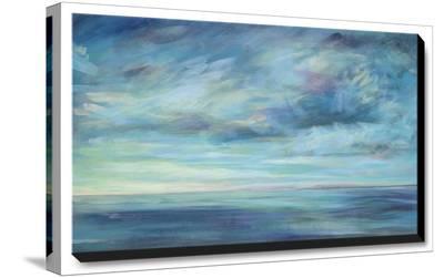 Shoreline II-Parker Karen Lorena-Stretched Canvas Print