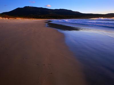 Shoreline Maria Island National Park, Tasmania, Australia-Rob Blakers-Photographic Print