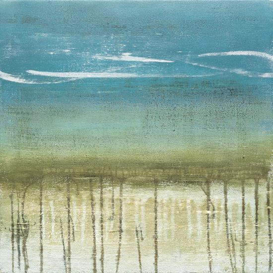 Shoreline Memories II-Heather Mcalpine-Art Print