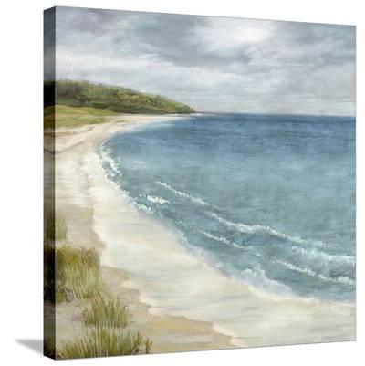 Shoreline Stroll-Paul Duncan-Stretched Canvas Print
