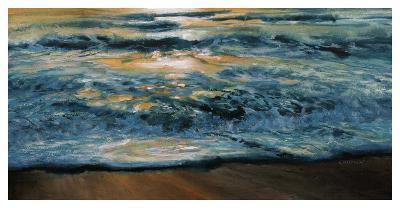 Shoreline Study 04815-Carole Malcolm-Art Print