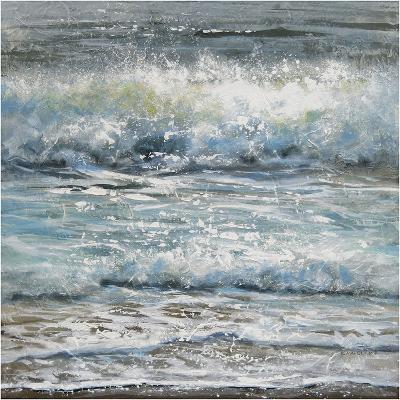 Shoreline study 1-Carole Malcolm-Art Print