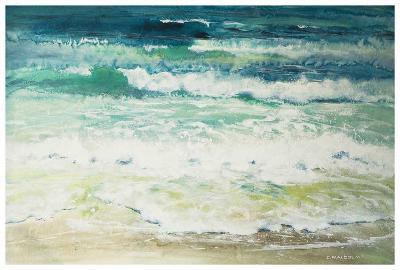 Shoreline Study 815-Carole Malcolm-Art Print
