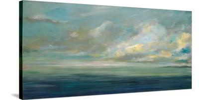 Shoreline-Karen Lorena Parker-Stretched Canvas Print