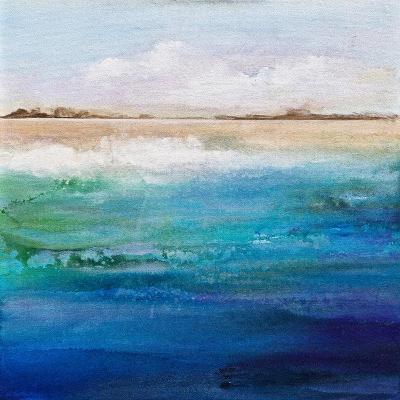 Shoreline-Karen Hale-Art Print