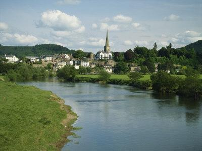 Ross on Wye, Herefordshire, England, United Kingdom, Europe