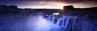 Shoshone Falls, Snake River, Idaho, USA--Photographic Print
