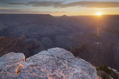 Shoshone Point, South Rim, Grand Canyon National Park, Arizona, Usa-Rainer Mirau-Photographic Print