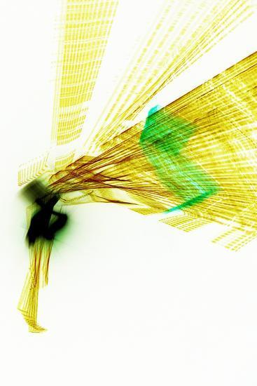 Shout Desire-Blew-Photographic Print