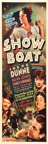 Show Boat--Art Print