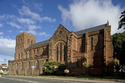 Shrewsbury Abbey (Abbey Church of Saints Peter and Paul)--Photographic Print
