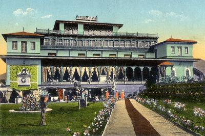 Shri Pratap Singh Museum, Srinagar, Kashmir, India, Early 20th Century--Giclee Print