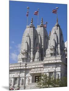 Shri Swaminarayan Mandir, Hindu Temple in Neasden, London, England, United Kingdom, Europe