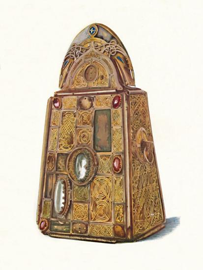 'Shrine of St. Patrick's Bell', 1903-Unknown-Giclee Print