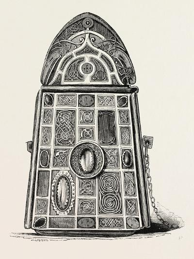 Shrine of St. Patrick's Bell, Front View--Giclee Print