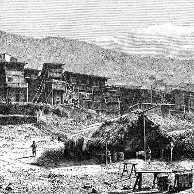Shui-Kow, on the Upper Min, Fokien, C1890--Giclee Print