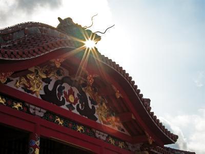 Shuri Castle--Photographic Print