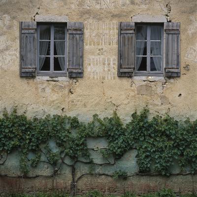 Shuttered Windows Auxonne-Les Petit France-Joe Cornish-Photographic Print