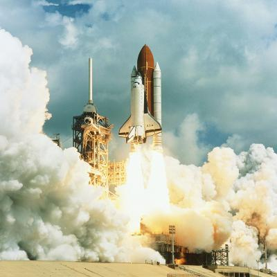 Shuttle Columbia Launch, Mission STS-78, 20.6.96--Photographic Print