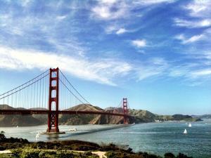 Golden Gate Bridge by Shyam Mani