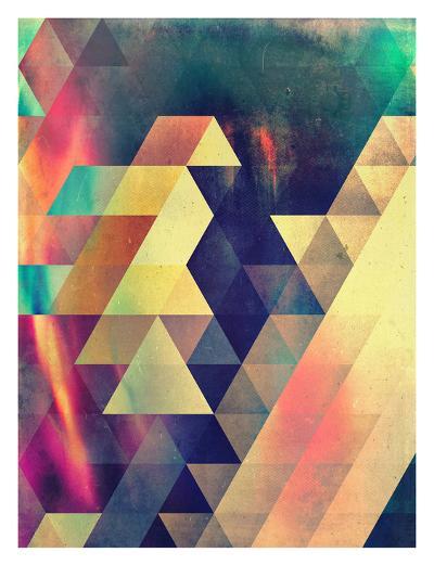 shyft-Spires-Art Print