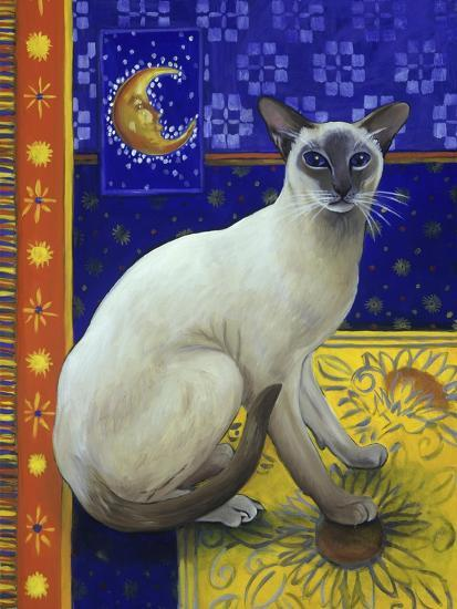 Siamese Cat, Series I-Isy Ochoa-Giclee Print