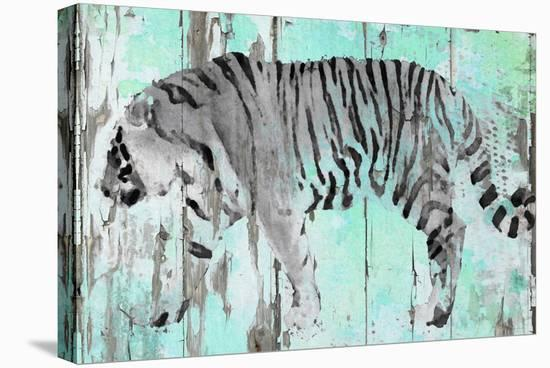 Siberian Tiger--Stretched Canvas Print