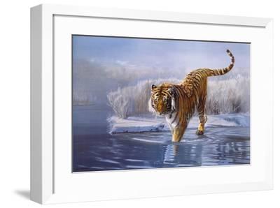 Siberian Tiger-Leonard Pearman-Framed Giclee Print