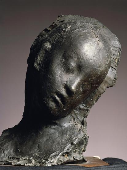 Sick Child-Medardo Rosso-Giclee Print
