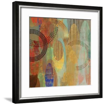 Side by Side I-Tom Reeves-Framed Art Print