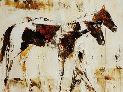Side by Side-Jodi Maas-Giclee Print