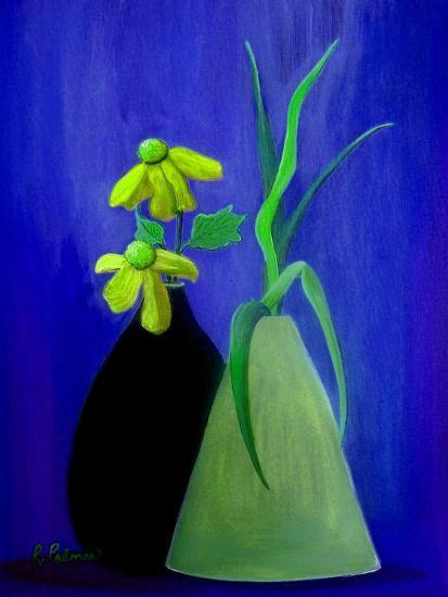 Side by Side-Ruth Palmer-Art Print