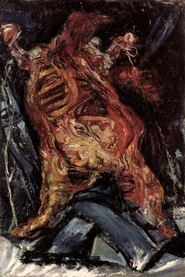 Side of Beef-Chaim Soutine-Giclee Print