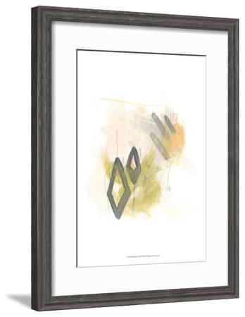 Side Swipe I-June Vess-Framed Art Print