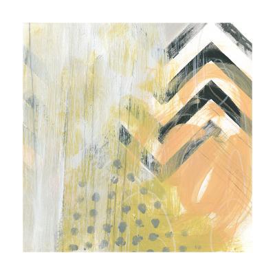 Side Swipe IV-June Vess-Art Print