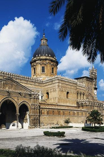 Side View of Cathedral of Assumption of Blessed Virgin Mary--Photographic Print