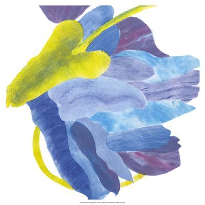 Sideways Indigo III-Carolyn Roth-Giclee Print