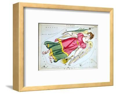 Constellation: Virgo, 1825