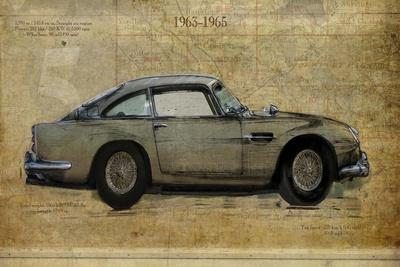 No. 5 Aston Martin DB5