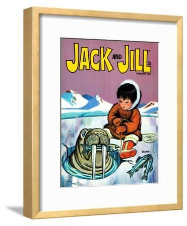 You Should Have Seen The One That Got Away - Jack and Jill, February 1971