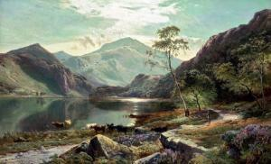 Loch Lomond, c.1871 by Sidney Richard Percy