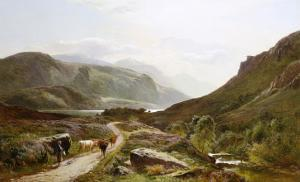 Loch Long by Sidney Richard Percy