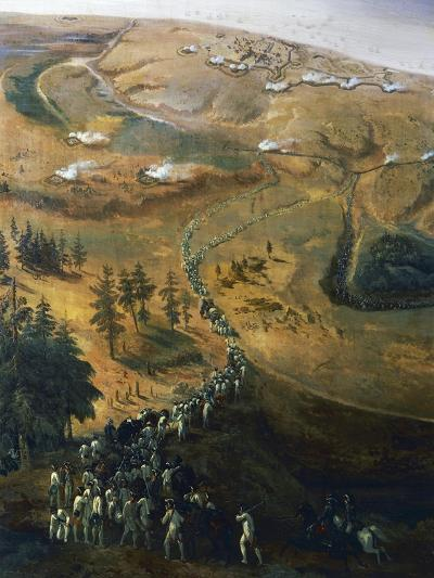Siege of Yorktown in 1781--Giclee Print