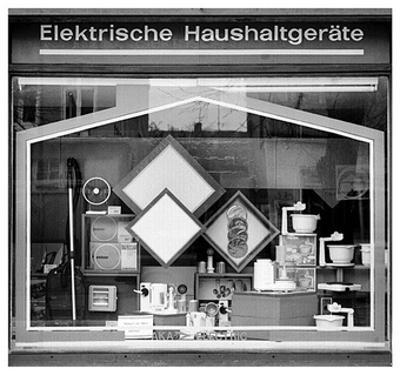 Schaufensterbummel - Elektronik