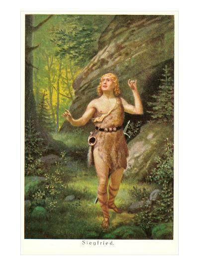 Siegfried--Art Print