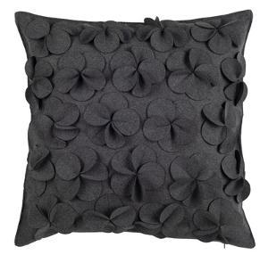 Siena Floral Applique Pillow