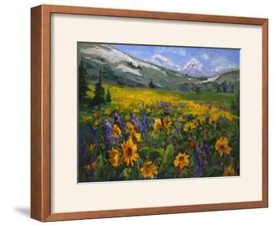 Sierra Awakenings II-Nanette Oleson-Framed Photographic Print